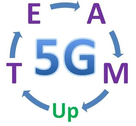 This image has an empty alt attribute; its file name is TeamUp5G-logo.jpg